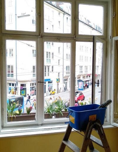 Privat Wohnungen-Kastenfenster