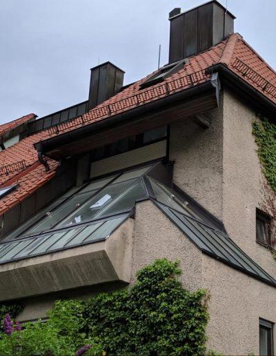Wintergarten-Dachfenster